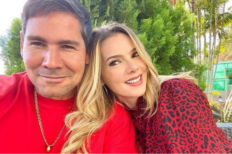 Winston Vallenilla anuncia que él y su esposa Marlene de Andrade tienen COVID-19 45