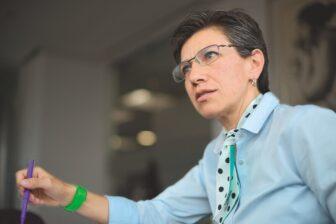 Claudia López: No estaban acostumbrados a ver una mujer con carácter 1