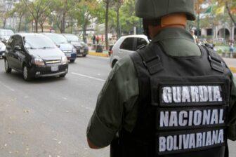 Capitán de la GNB mató a tiros a su exesposa frente a sus hijos