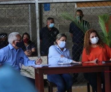 Iris Varela participó en acto de liberación de presos en Guárico (tweet) 1