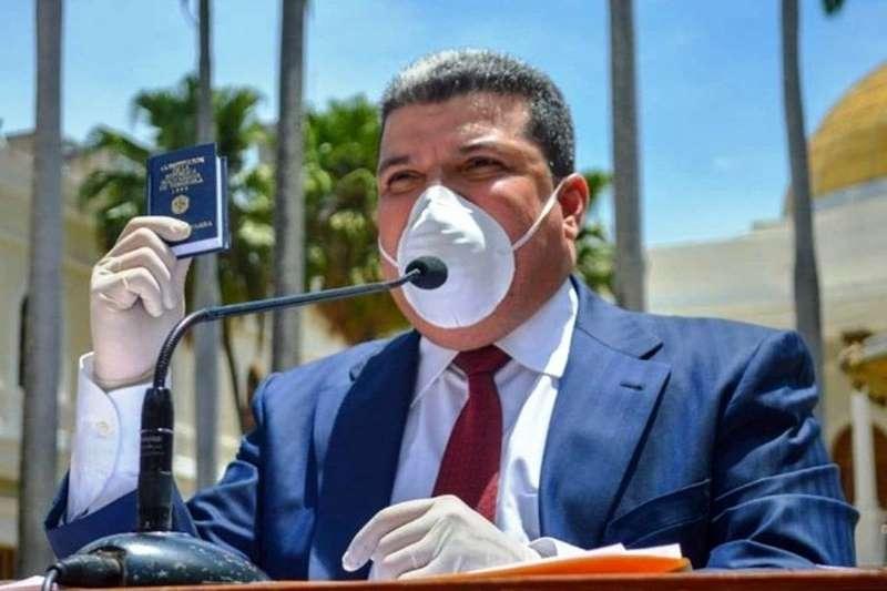 Se filtra video del Diputado pervertido Luis Parra mostrando el Pen* (Video) 7