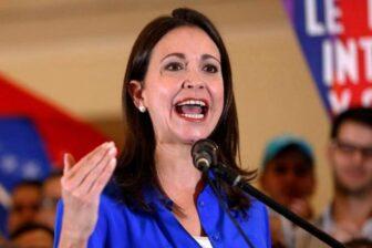 La respuesta de María Corina Machado cuando le preguntan si estaría dispuesta a formar parte del gobierno interino (Video) 1