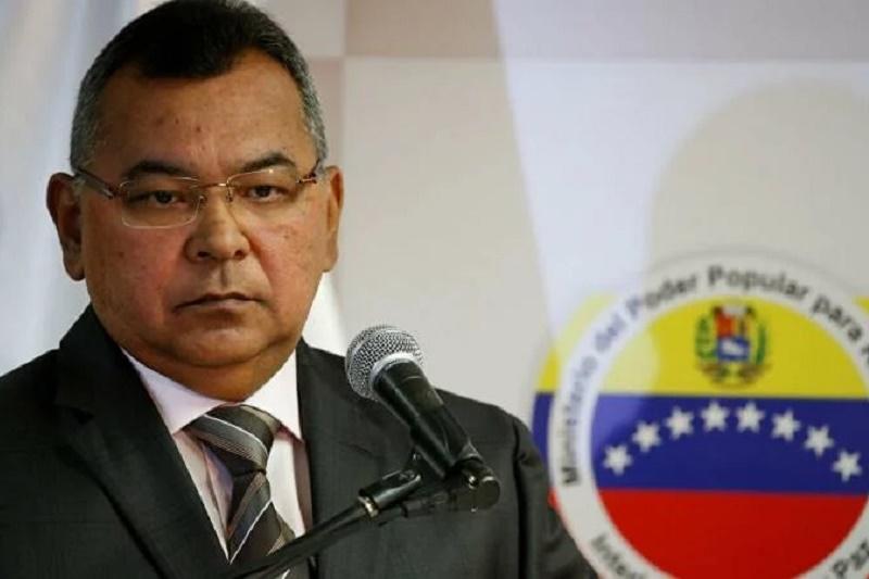 Maduro designó a Néstor Reverol como nuevo Ministro de Energía Eléctrica 2