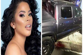 Filtran imágenes del brutal asesinato de la influencer puertorriqueña Pinky Curvy (Video fuerte)