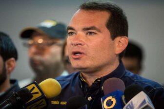 La contundente respuesta del embajador Tomás Guanipa a la alcaldesa de Bogotá 1