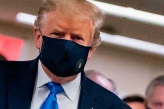 """La advertencia de Donald Trump durante el cierre de su campaña: """"Pueden pasar cosas malas en las calles"""" 1"""