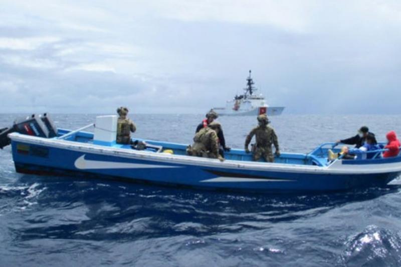 Incautaron casi 2.000 kilos de drogas en las costas de Venezuela 1
