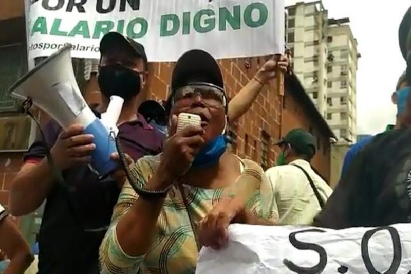 La canción entonada por gremio docentes que Aristóbulo y Maduro no querrán escuchar 11