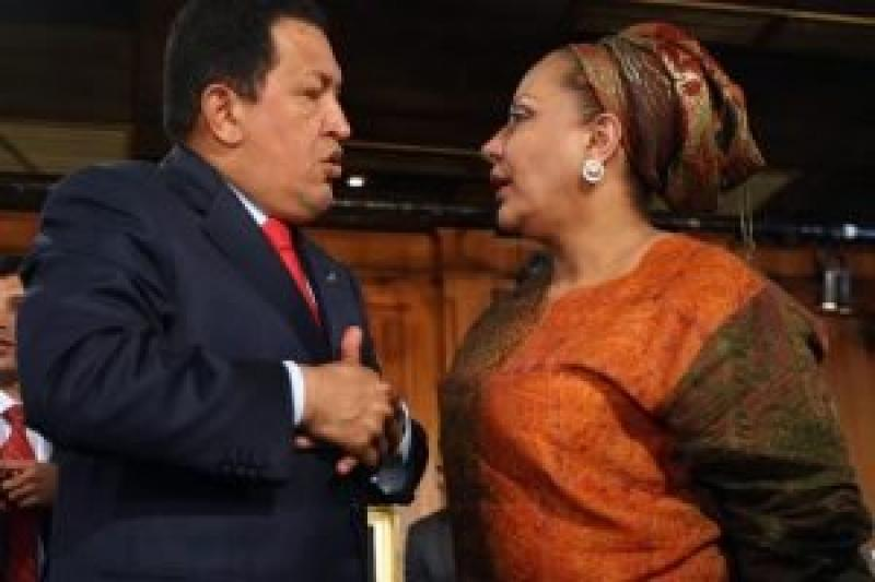 No fui novia de Hugo Chávez porque no quise 18