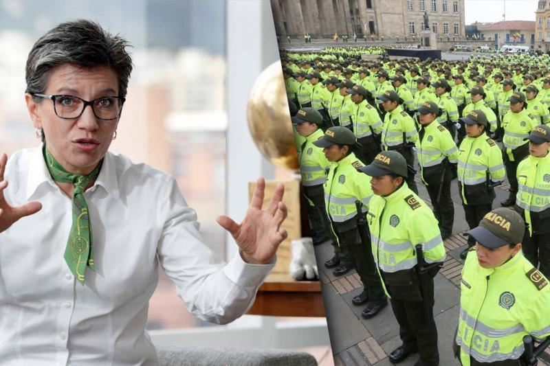 La dura crítica de Claudia López a MinDefensa por descuido de la seguridad ciudadana 1