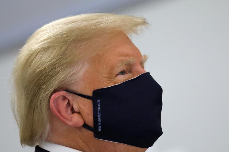 El tuit de Trump sobre su contagio por Covid-19 acumula más de medio millón de me gusta en una hora 13