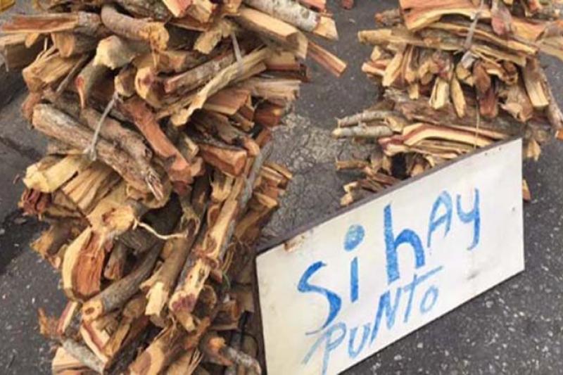 Así se cotiza la leña promovida por Maduro ante falta de gas doméstico video 1