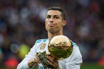 Se filtraron los salarios de los futbolistas: Esta sería la millonaria suma que cobra Cristiano Ronaldo