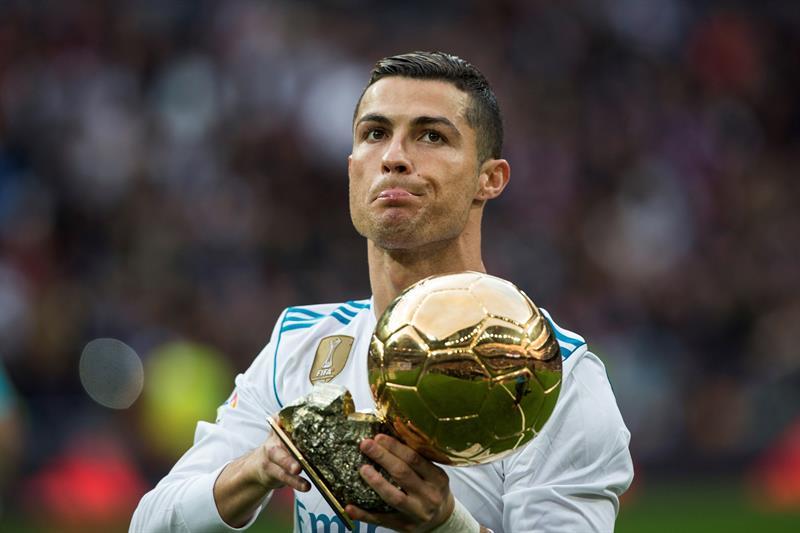 Se filtraron los salarios de los futbolistas: Esta sería la millonaria suma que cobra Cristiano Ronaldo 24