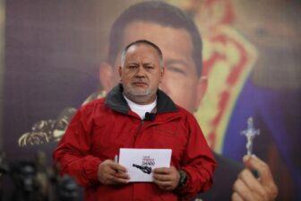 """Diosdado Cabello asegura que Venezuela es el país """"más estable políticamente"""" del continente y por eso EEUU los ataca 1"""