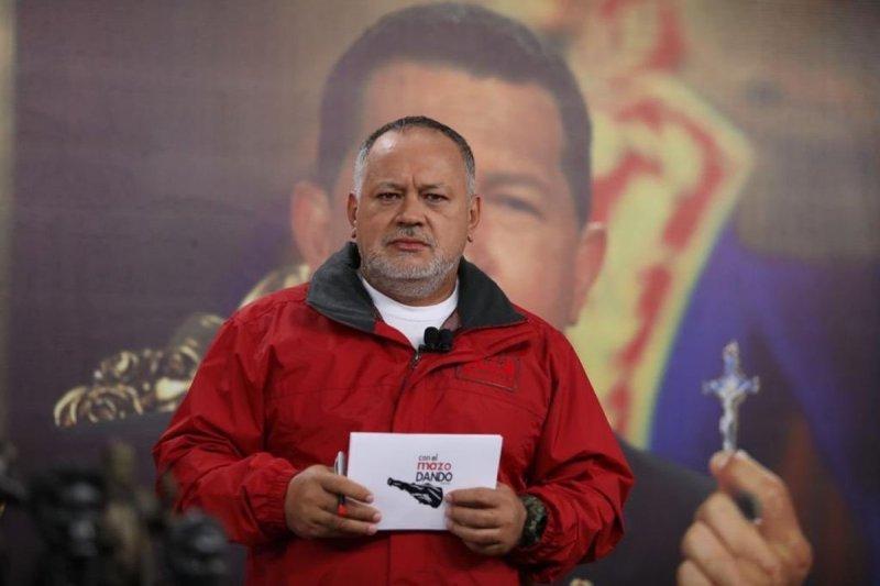 Diosdado se las cantó a candidato chavista que regaló mortadela para conseguir votos (Video) 1