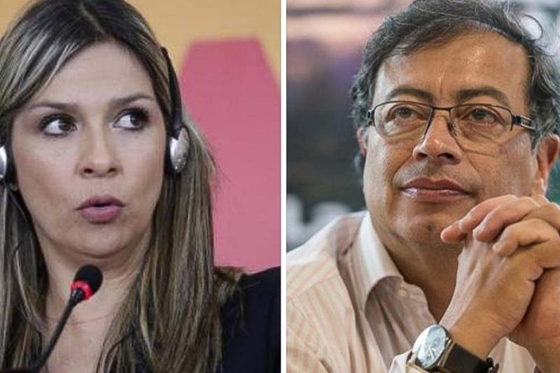 Petro arrasó con el 44 % de los 122 mil votos en encuesta hecha por Vicky Dávila 1