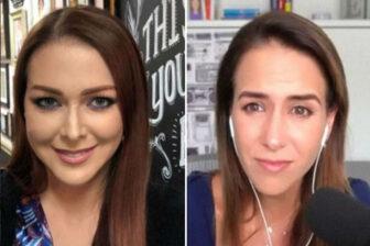 "Angie Pérez sobre Érika de la Vega: ""Puso la torta, ahora que sople las velitas"" (video) 1"