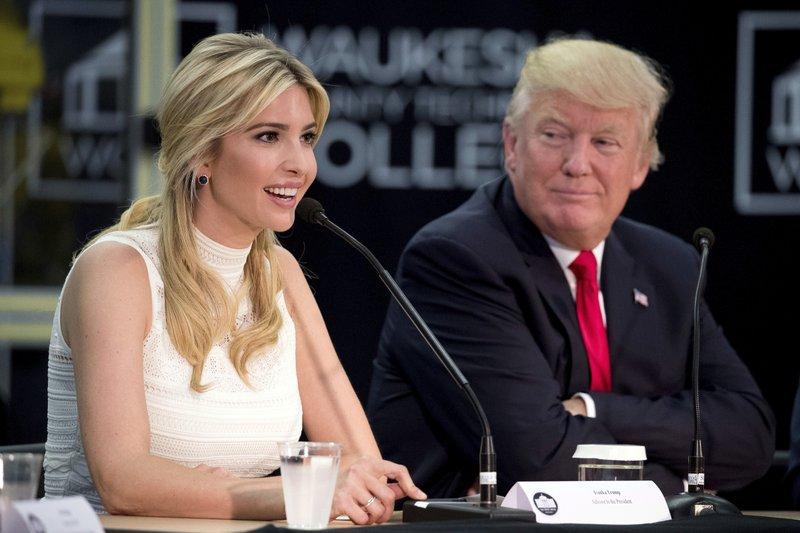 Ivanka Trump: Estados Unidos tiene que seguir apoyando a los venezolanos 31