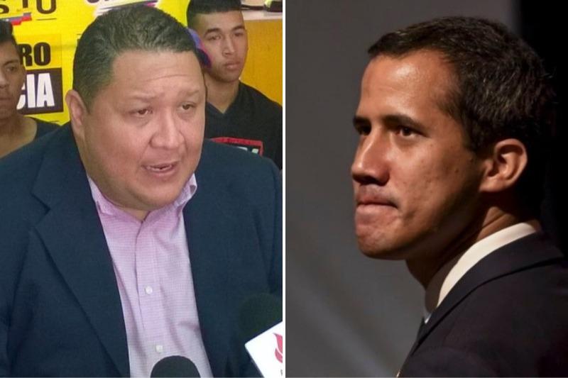 """José Brito sentenció a Juan Guaidó y lo acusó de ser un """"miserable ladrón"""" 19"""
