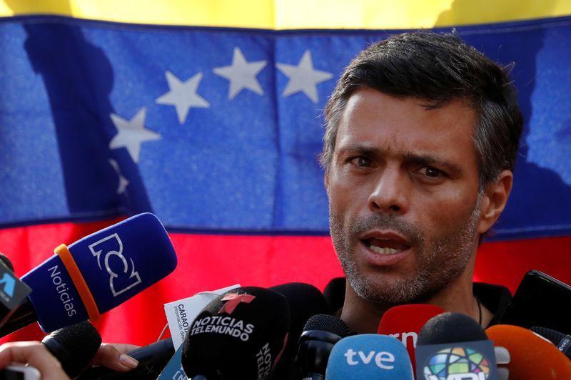 """¡Vamos a regresar!"", aseguró Leopoldo López a venezolanos que escaparon de la crisis 23"