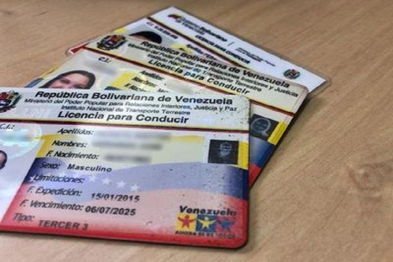 293 personas detenidas en España por portar falsa Licencia de Conducir emitida en Venezuela 32
