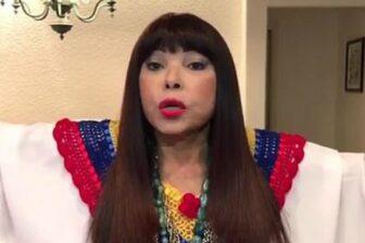 Lila Morillo interpretó el himno de Venezuela en evento de Donald Trump 1