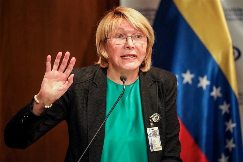 Fiscalía de Colombia emite orden de captura contra Luisa Ortega Díaz 12