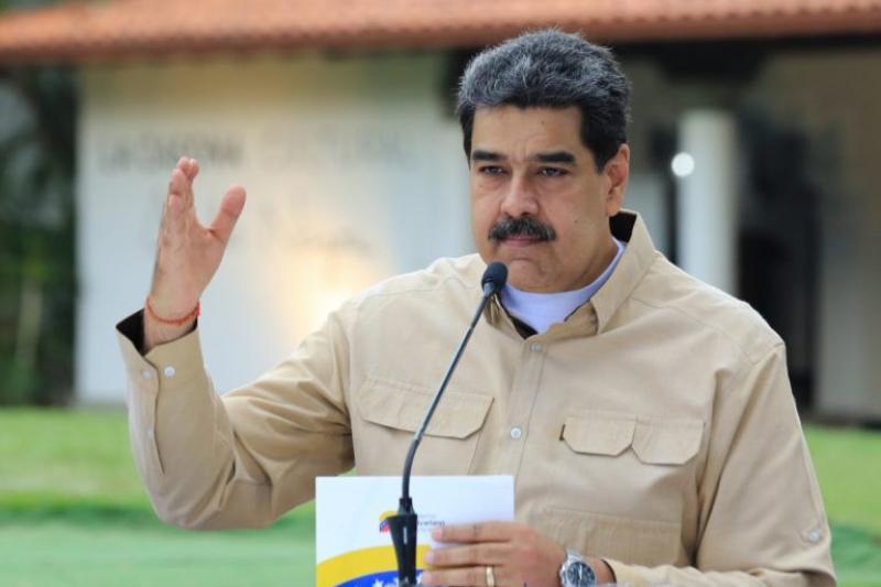 Maduro anunció fecha del inicio del béisbol venezolano con aforo limitado 22