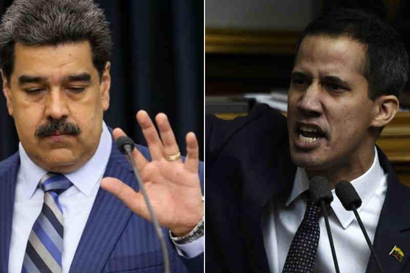 Maduro se burla de Guaidó diciendo que también se irá a vivir a España 5