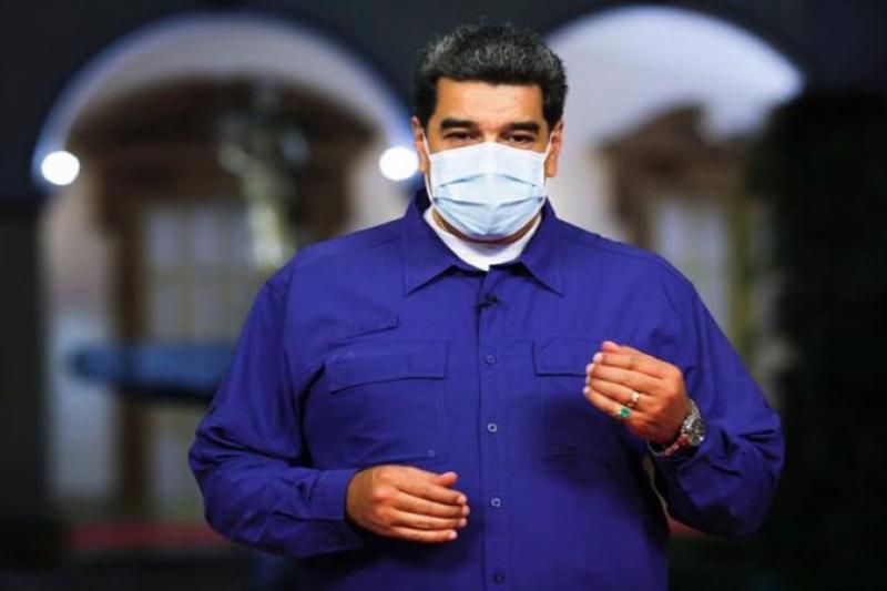 """Maduro asegura que Pdvsa """"no está quebrada"""" sino que """"ha sido bloqueada"""": """"Está lista para producir uno o dos millones de barriles"""" 1"""
