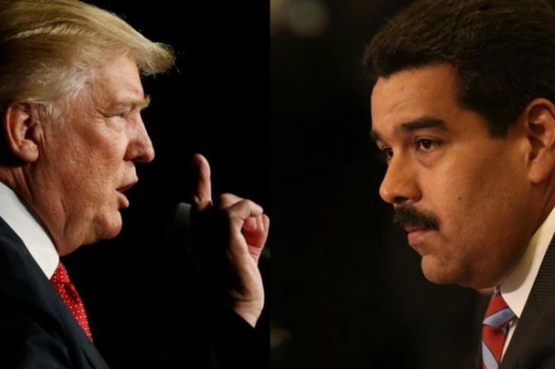 """Maduro sobre Donald Trump: """"Ojalá esto lo lleve a ser más humano"""" 8"""