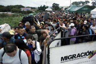 Entérate cuando inicia el registro de migrantes venezolanos para Estatuto de Protección de Colombia