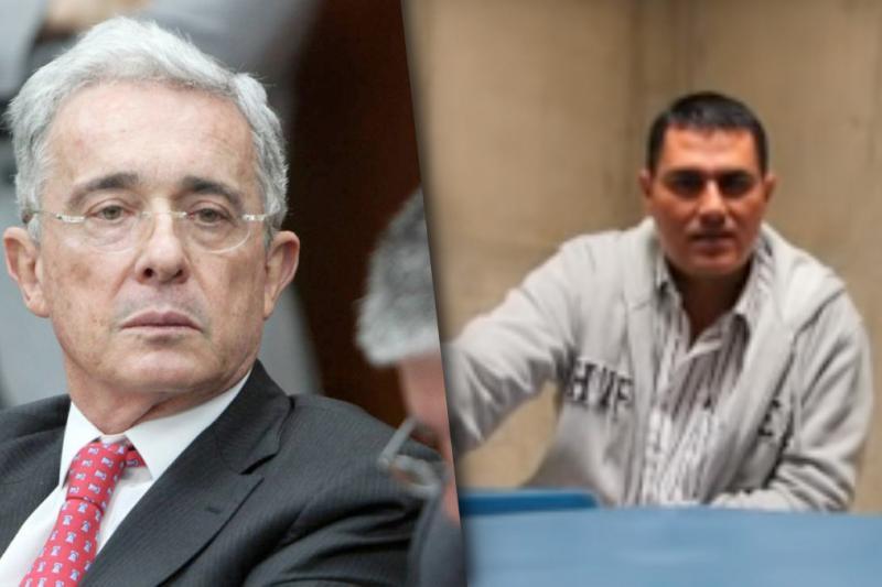 Testigo Monsalve habría pedido conciliar perdón con Álvaro Uribe 1