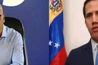 Jorge Rodríguez acusa a Juan Guaidó de robarse 3 millones de barriles de gasolina 1