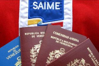 Saime anunció que no emitirán más citas para pasaportes y prórrogas hasta el año 2021 1