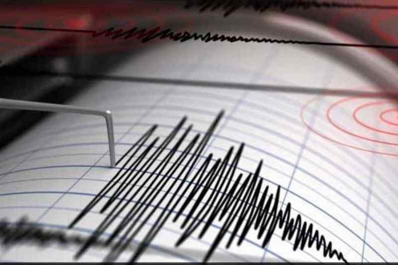 Sismo de magnitud 3.9 se sintió en Porlamar 37