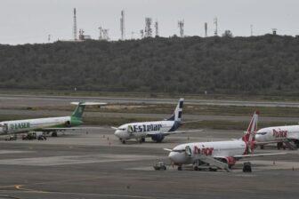 INAC suspendió los vuelos a Los Roques y Nueva Esparta 1