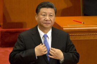 """Xi Jinping: """"Que el mundo sepa que no se puede jugar con China"""" 1"""