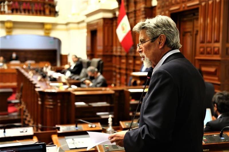 """Francisco Sagasti asume este martes la Presidencia de Perú: """"Será un gobierno plural que mantendrá la lucha contra la corrupción"""" 19"""