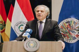 Luis Almagro reconoce su papel en golpe de Estado de 2019 en Bolivia 1