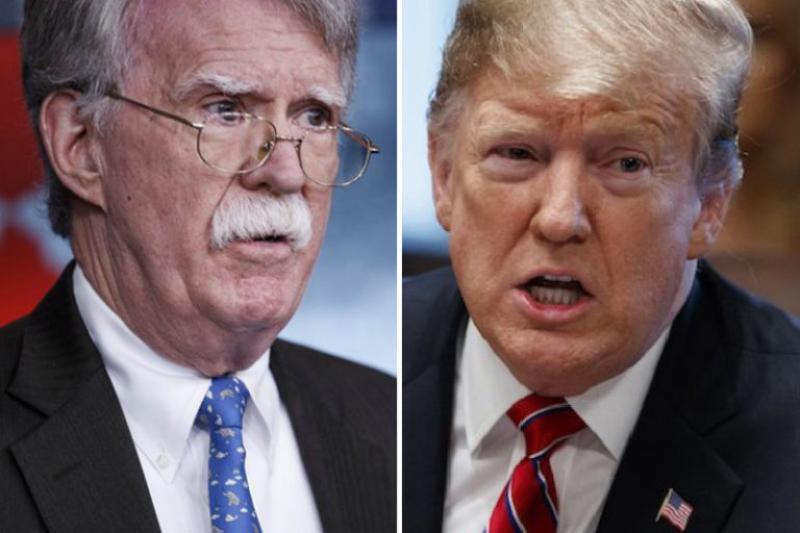 Donald Trump califica a Bolton de tonto y asegura que no aportó nada a Seguridad de EE.UU. 28