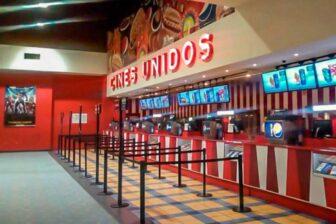 Cines podrían abrir nuevamente el 30 de noviembre 1