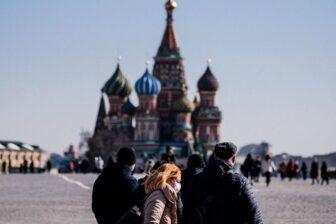 El Covid-19 sigue causando estragos en Rusia 1