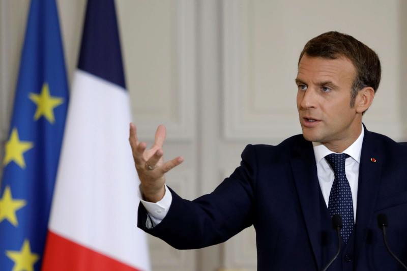 «Matar al que insulte al profeta»: La grave amenaza de Al Qaida contra el presidente francés Emmannuel Macron 2