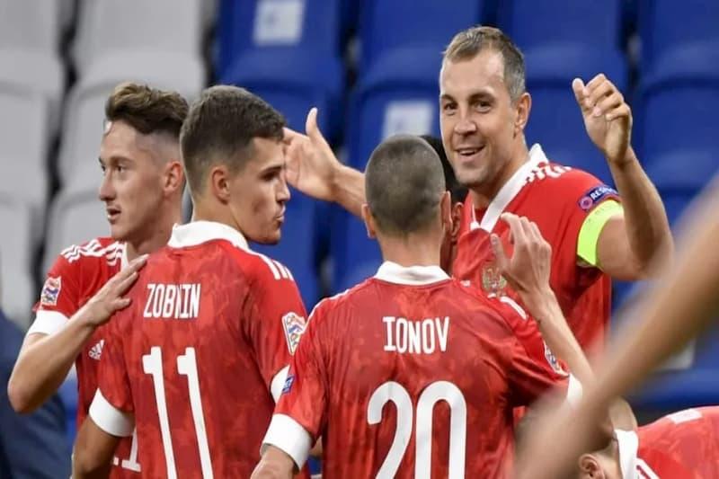 Capitán  de la selección rusa fue apartado por filtración de video sexual 1
