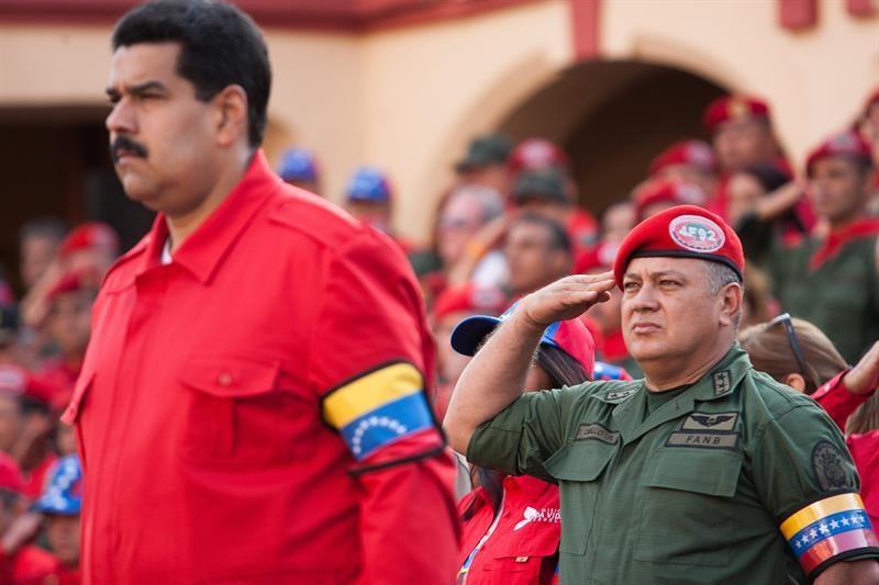 """Trump revela la razón por la que Diosdado y Maduro respaldan a Biden: """"Saben que él es débil y yo soy fuerte"""" 24"""