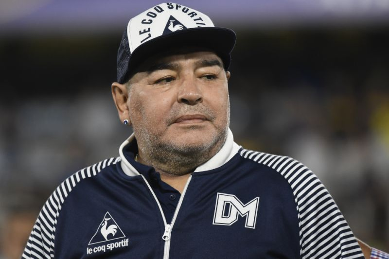 """Maradona habría pedido ser embalsamado para """"permanecer eterno en la gente"""" 1"""