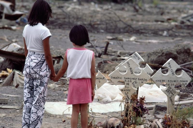Sobrevivientes de la tragedia de Armero siguen esperando ayuda del Gobierno de Duque 1