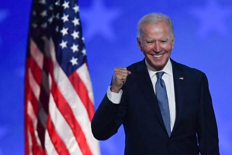 Joe Biden se convierte en el 46º presidente de los Estados Unidos 16